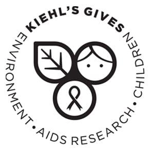 Kiehl's Gives Logo