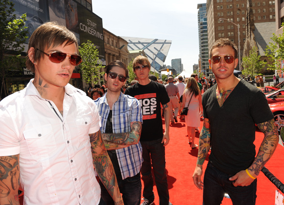 stereos celebrate bloor recap red carpet toronto