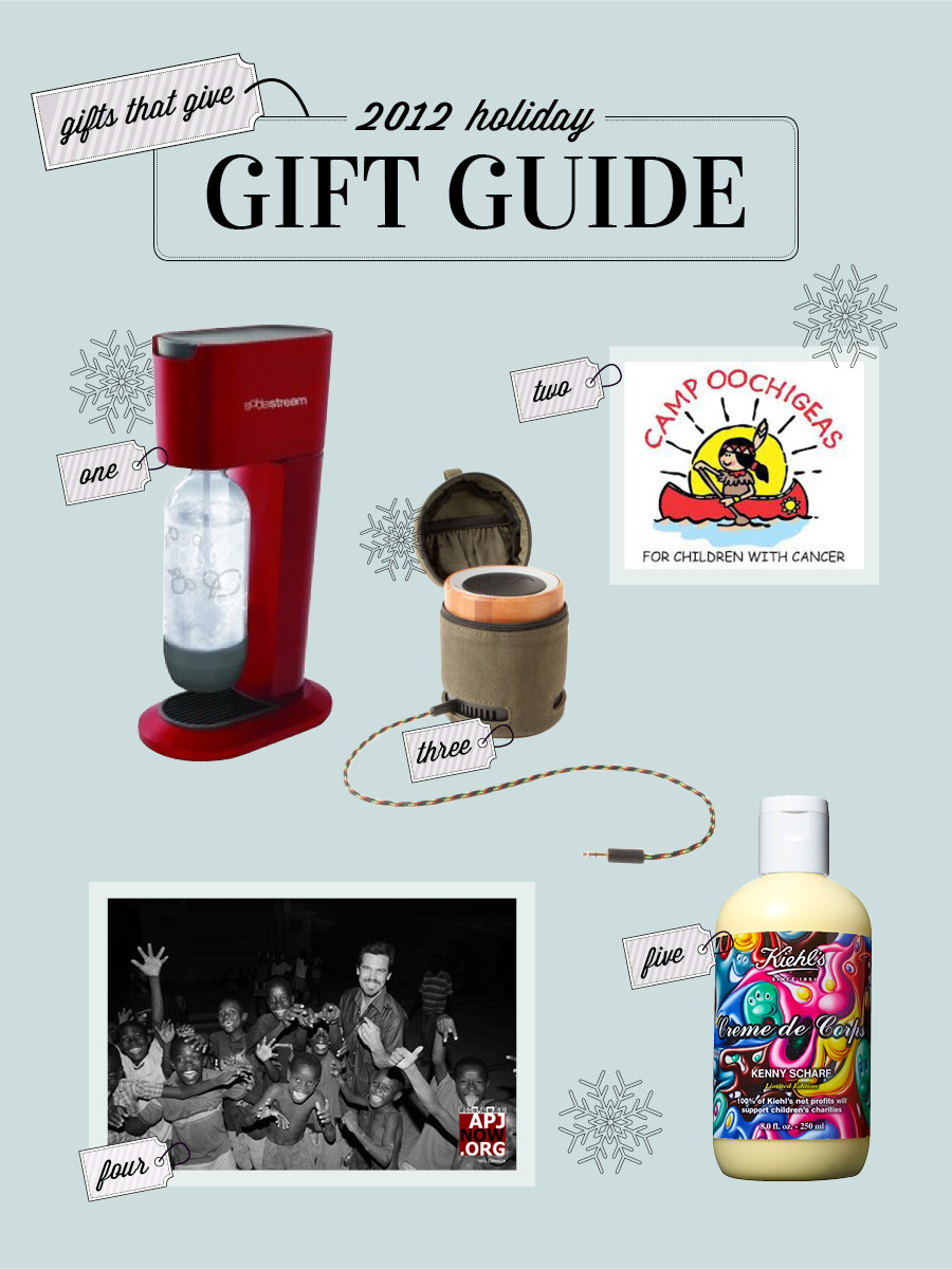 Gifts that give