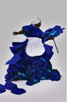 Mary Sibande, I Have Not, I Have, 2010, Courtesy of the artist and Gallery MOMO