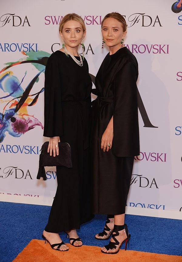 Mary-Kate & Ashley Olsen in The Row