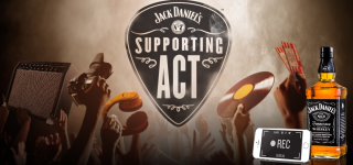 Jack Daniel's Supporting Act