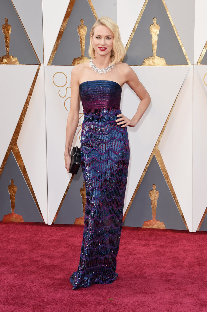Oscars Best Dressed Naomi Watts