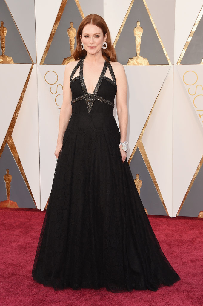 Oscars Best Dressed Julianne Moore