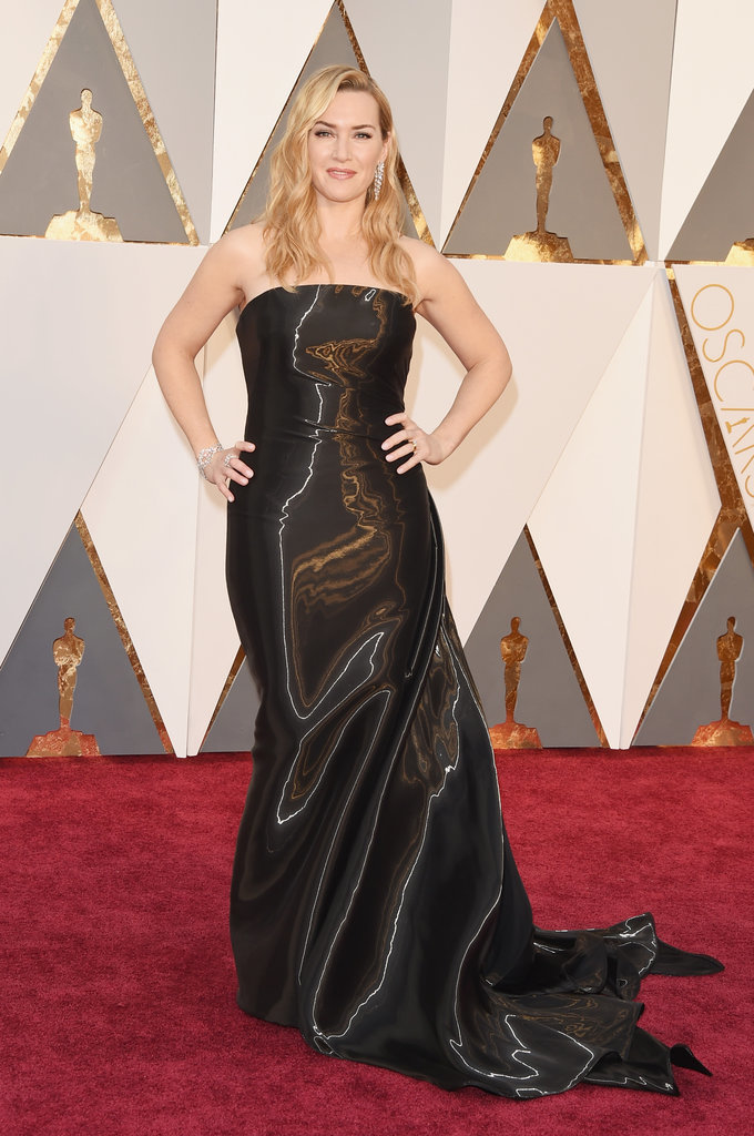 Oscars Best Dressed Kate Winslet