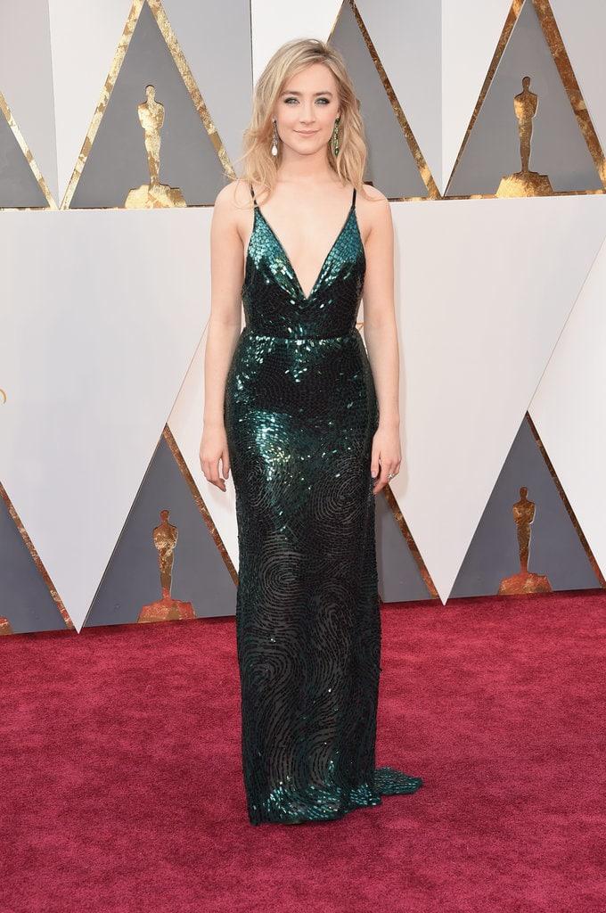 Oscars Best Dressed Saoirse Ronan
