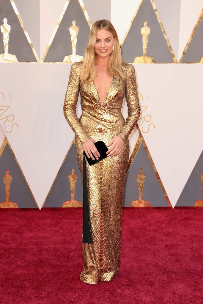 Oscars Best Dressed Margot Robbie