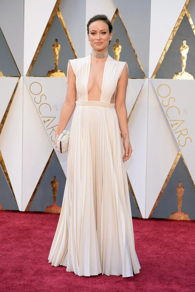 Oscars Best Dressed Olivia Wilde