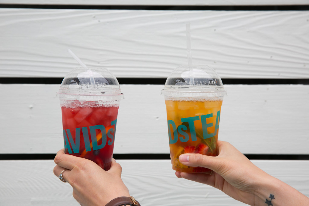 how to make iced tea from davidstea