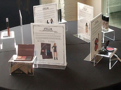 Highlights from Stila's Fall colllection