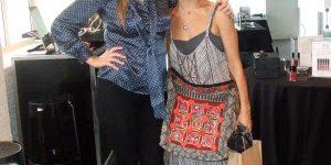 Celebrity Artist Sarah Lucero & Singer-Songwriter Chantal Kreviazuk