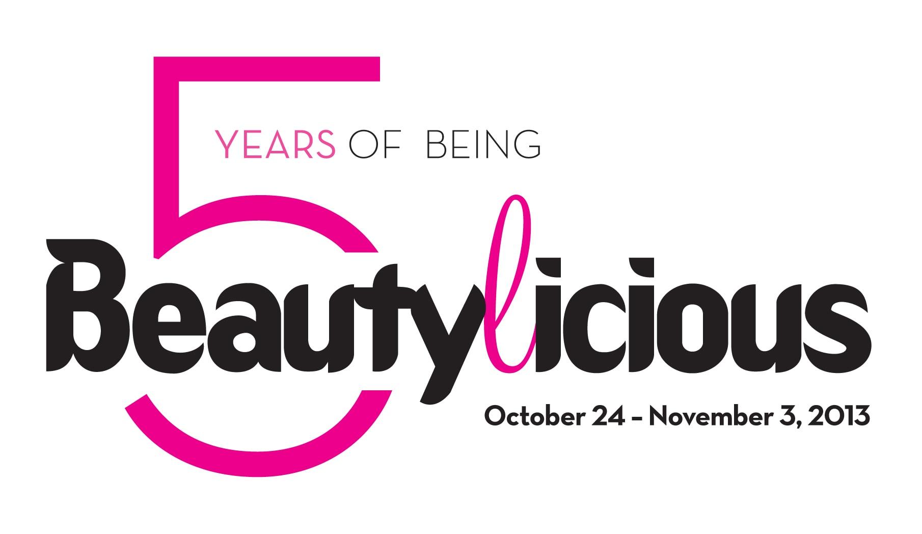 Beautylicious 5 logo