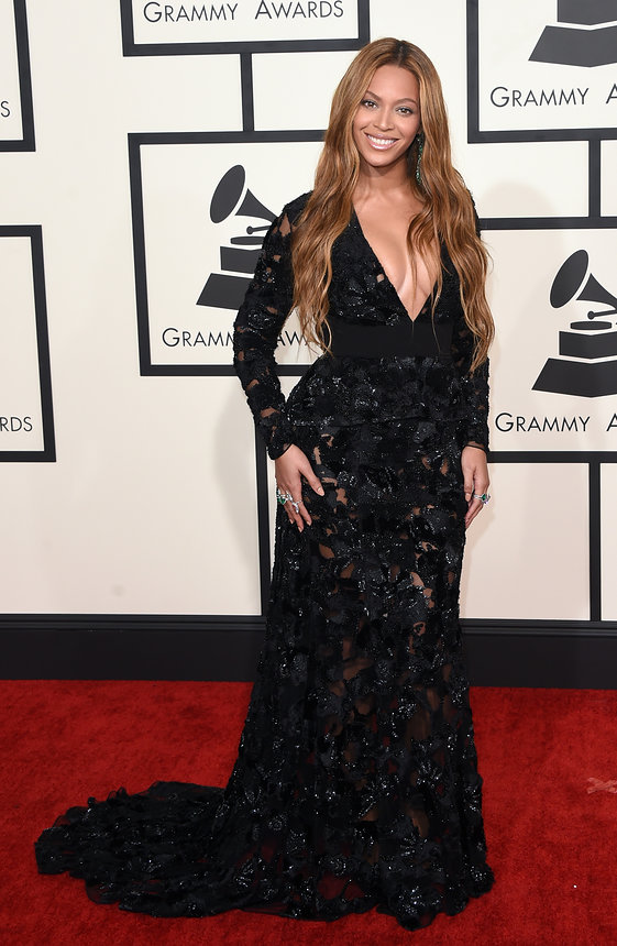 beyonce-grammy-2015-red-carpet