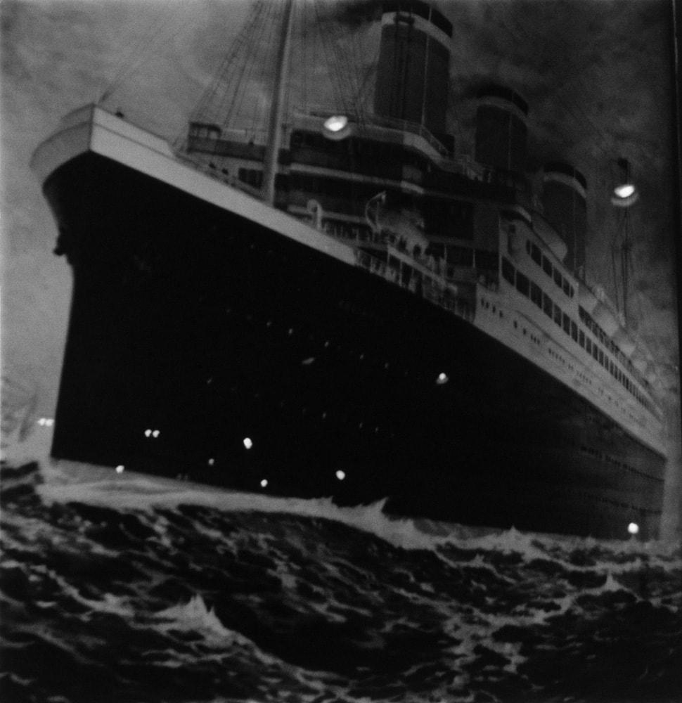 01_ Angela Grauerholz Le bateau 1986