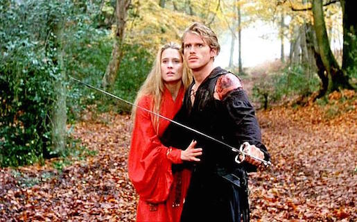 The Princess Bride Robin Wright Romantic Comedy