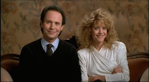 When Harry Met Sally Meg Ryan Billy Crystal Romantic Comedy