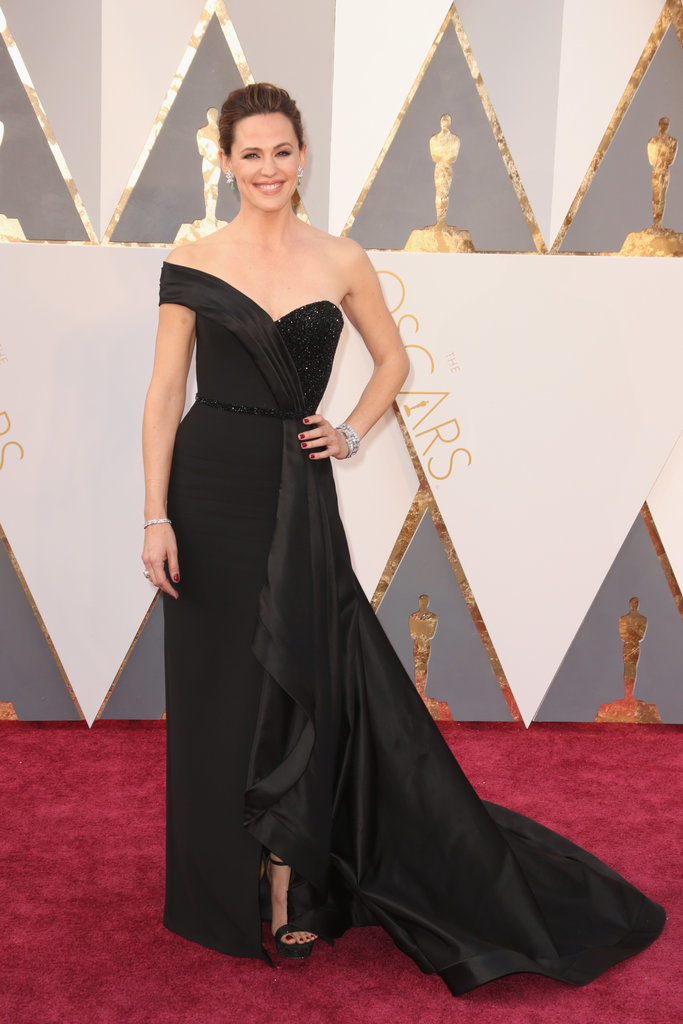 Oscars Best Dressed Jennifer Garner