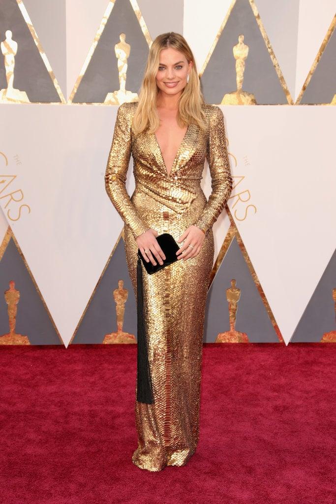 Oscars Best Dressed Margot Robbie
