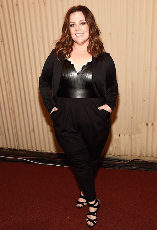 MTV Movie Awards Best Dressed Melissa McCarthy