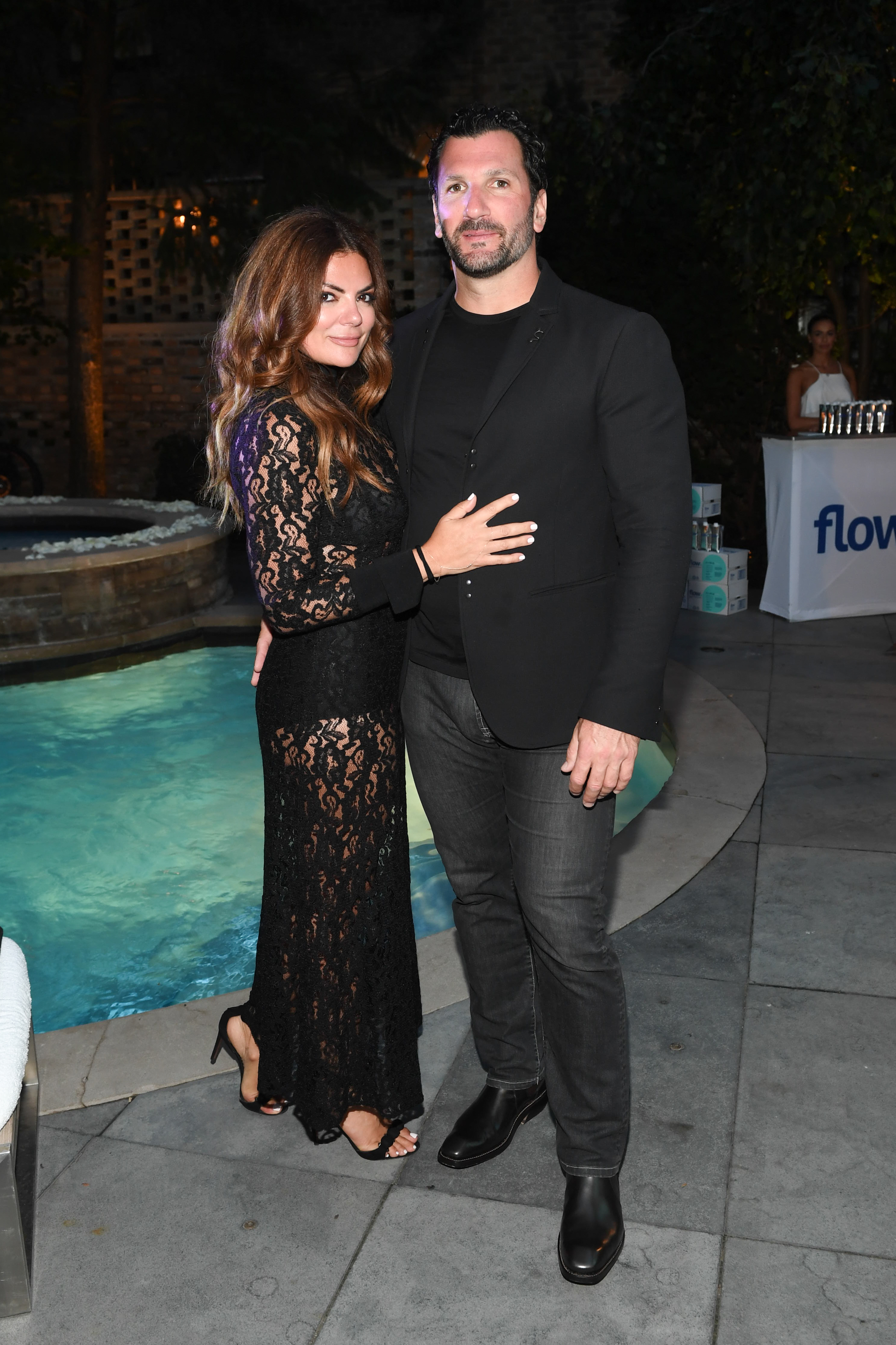 Natasha Koifman, NKPR and Anthony Mantella at NKPR Film Festival Countdown Event. PR by NKPR.