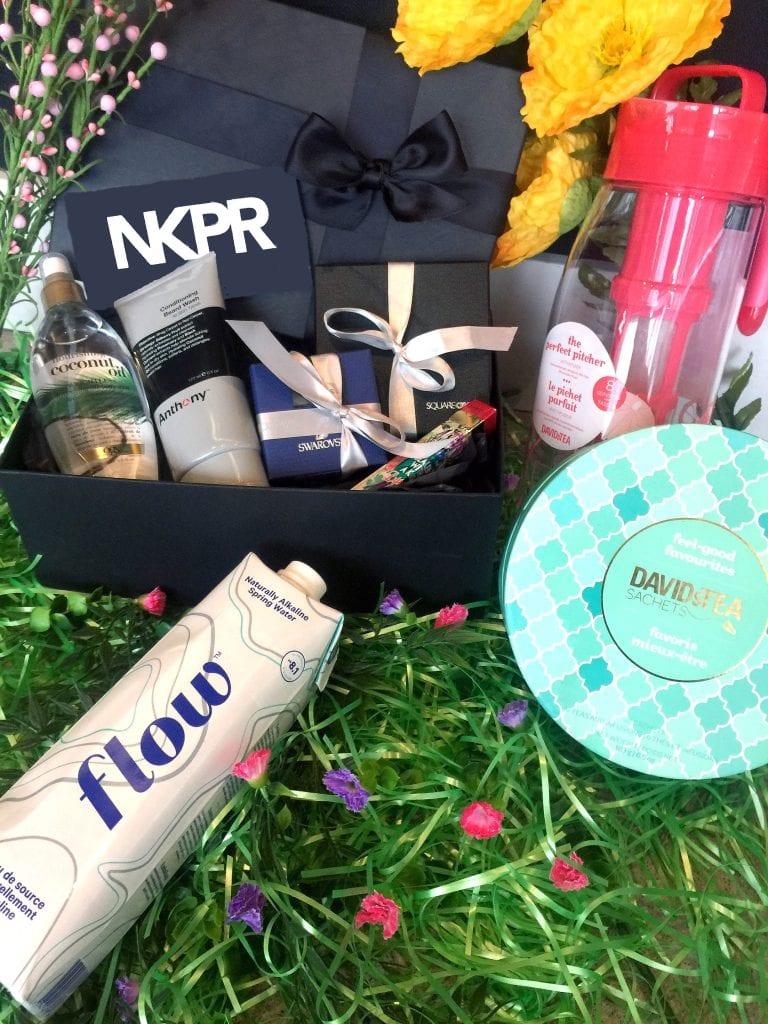 NKPR Spring Giveaway Basket
