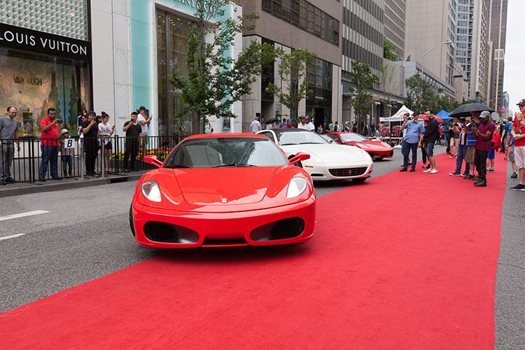 The Th Annual Yorkville Exotic Car Show NKPR PR Agency - Exotic car show near me